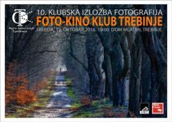 Izložba članova Foto-kino kluba Trebinje