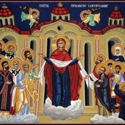 Pravoslavna Crkva danas proslavlja Pokrov Presvete Bogorodice