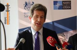 NATO promocija u Trebinju: Preko NATO-a brže i u Evropsku uniju