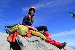 Ивана Табаковић: Планина и живот су ме научили да будем неустрашива, издржљива и снажна