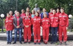 Crvenom krstu Trebinje nagrada za najboljeg organizatora volontiranja u RS
