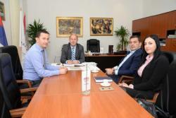 Gradonačelnik se sastao sa predstavnicima