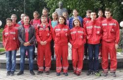 Mladi Crvenog krsta u akcijama za stare i socijalno ugrožene