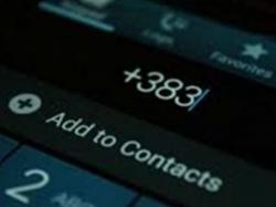 Kosovo danas zvanično dobilo pozivni broj +383