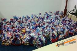 Prikupljeno 118 paketića: Trebinjski srednjoškolci za djecu Kosova i Metohije