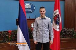 Đorđe Vučinić osvojio treće mjesto na republičkom literarnom konkursu
