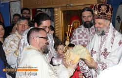 Poručeno sa krsne slave: Zarađeni novac Eparhija daruje u obrazovanje i za pomoć siromašnima
