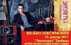 Doček julijanske nove godine sa Željkom Joksimovićem