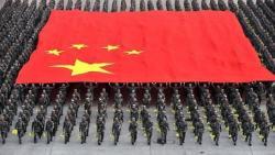 Kineska vojska na paradi u Moskvi