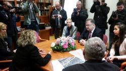 Иванић дао пуну подршку Србима у Мостару