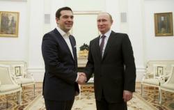 Grčka od Rusa dobija tri milijarde evra avansa za Turski tok