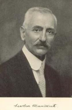Шантић је у Невесињу био вољен и цијењен