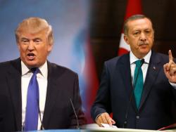 Трамп и Ердоган о заједничком дјеловању у Сирији