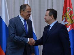 Лавров честитао Дачићу Дан државности