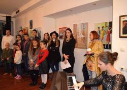 Млади ликовни умјетници одушевили Невесињце
