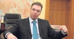 Предати потписи за кандидатуру Вучића