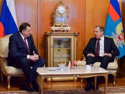 Dodik: Veoma jasna politička podrška Moskve Srpskoj