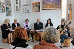 Poetsko-muzički program povodom 8. marta