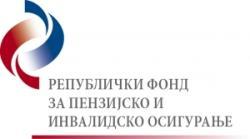 Фонд ПИО: Данас исплата фебруарске пензије