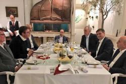 Хрватски медији: Напетост на вечери у Сарајеву, Вучић напао Мустафу