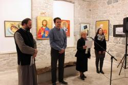 Требиње: Отворена изложба Драга Вучића -