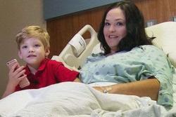 Četvorogodišnjak spasio život majci