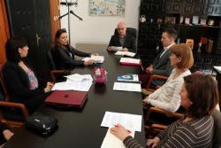 Predstavnici Univerziteta Istočno Sarajevo razgovarali sa predsjednikom Skupštine Trebinja o implementaciji projekta CULTURWB