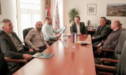 Замјеник градоначелника примио представнике куглашког савеза РС