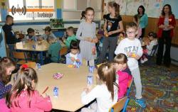Prvi susret sa učionicom: Budući prvačići posjetili svoju školu