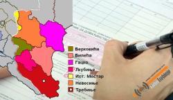 Hercegovina u brojevima: Sedam opština – a svega 65.700 stanovnika