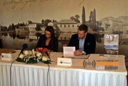Potpisan ugovor o saradnji turističkih organizacija Trebinja i Istočnog Sarajeva
