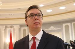 Србија - Убједљива побједа Вучића
