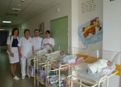 Радосна вијест из невесињског породилишта: За један дан четири бебе
