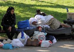 Билећа: Мигранти из Турске ухваћени у покушају да илегално пређу границу