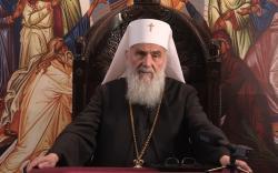 Patrijarh Irinej u vaskršnjoj poslanici pozvao na povratak vjeri i vaskrsenju