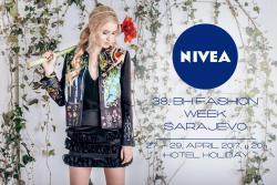 Uskoro nova sezona modnog spektakla 38. NIVEA BH Fashion Week Sarajevo