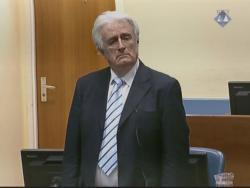 Karadžić traži pravednu presudu, a ne