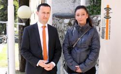 Први брачни пар о трошку Града Требиња путује на вантјелесну оплодњу