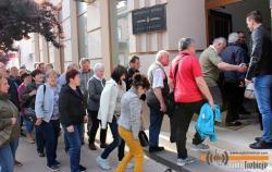 Градска управа приредила пријем за пчеларе из Пољске