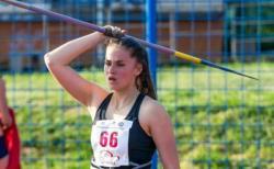 Vanja Spaić postavila novi državni rekord u bacanju koplja