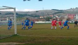 "Fudbal: ""Mladost"" Gacko – ""Guber"" Srebrenica 2:2"