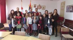 Ученице Музичке школе из Невесиња успјешне на такмичењу у Лазаревцу