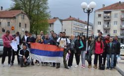 Невесињски планинари кренули на поклоничко путовање до манастира Острог