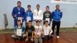 Капор и Милојевић државни јуниорски прваци у џудоу