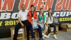Невесињски кик боксери успјешни у Тешњу