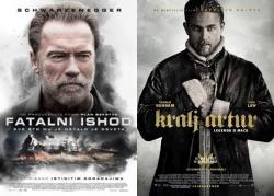 Нови филмови у биоскопу: Фатални исход и Краљ Артур