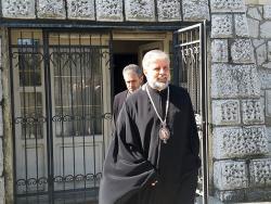 Источно Сарајево: Промоција књиге епископа захумскохерцеговачког и приморског Григорија