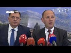 Милорад Додик: У Херцеговини има посла (ВИДЕО)