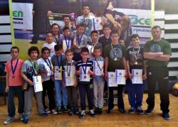 Devetnaest medalja za džudiste u Vogošći