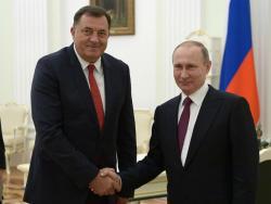 Додик: Република Српска заинтересована за сарадњу са Русијом
